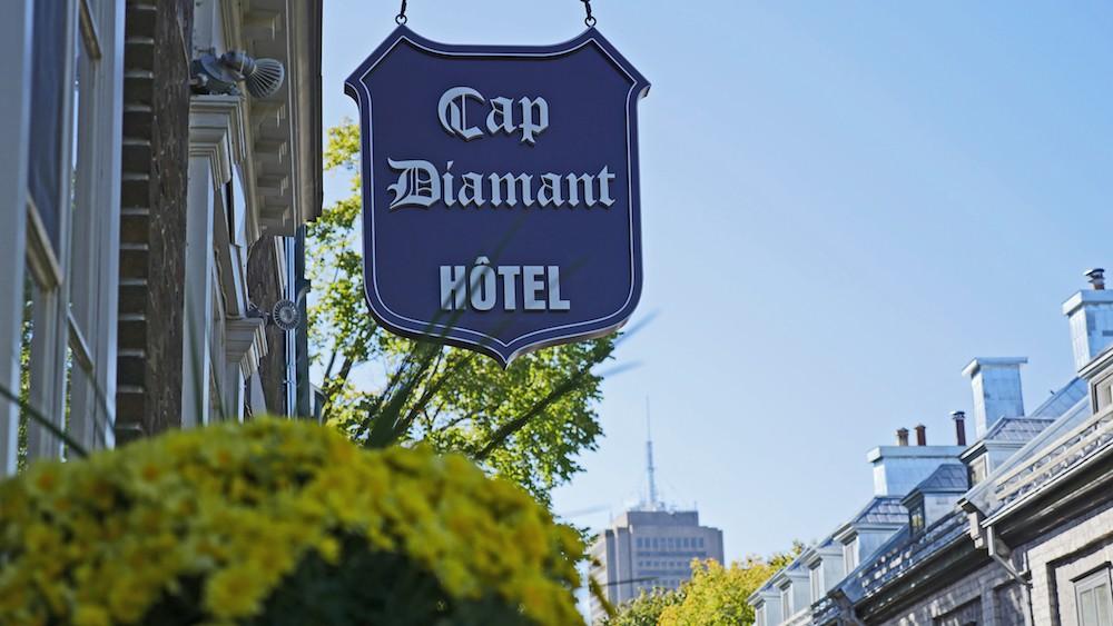 Hotel Le Voyageur A Quebec